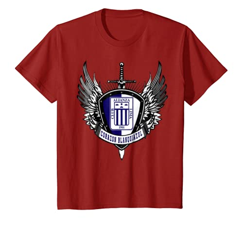 97682c13 Amazon.com: ALIANZA LIMA ESCUDO AWESOME GRAPHIC T SHIRT: Clothing
