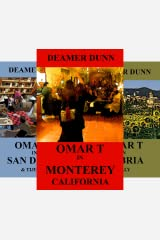 Omar T Culinary Adventure Series (4 Book Series) Kindle Edition