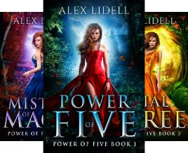 Power of Five (4 Book Series)