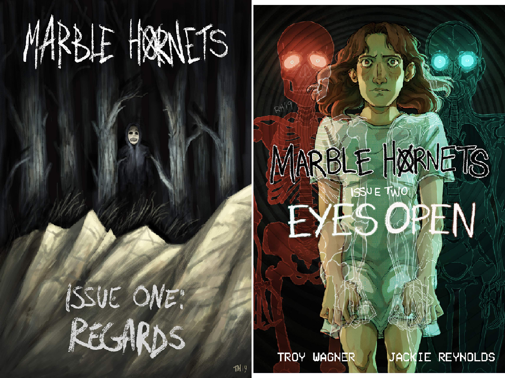 Marble Hornets (2 Book Series)