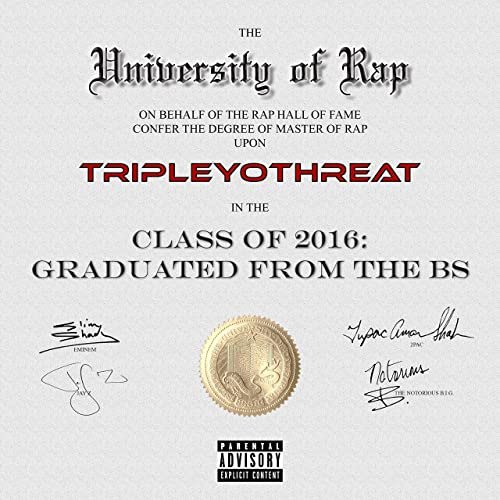 Ain't Got No Bitches [Explicit] by TripleYoThreat on Amazon Music