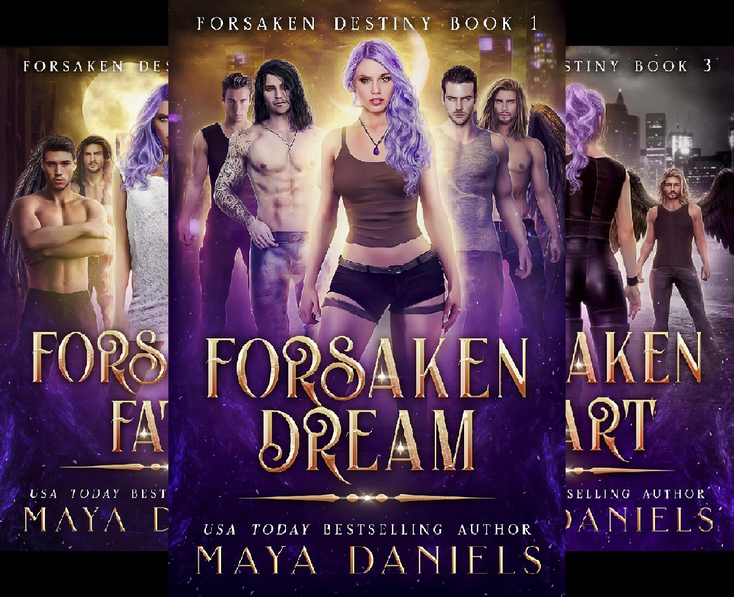 Forsaken Destiny (3 Book Series)