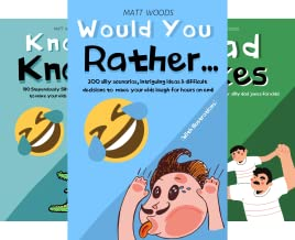 Try not to laugh (3 Book Series)