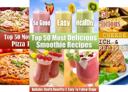 Recipe Top 50s (48 Book Series)
