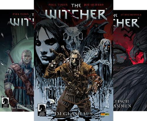 The Witcher (Reihe in 3 Bänden)