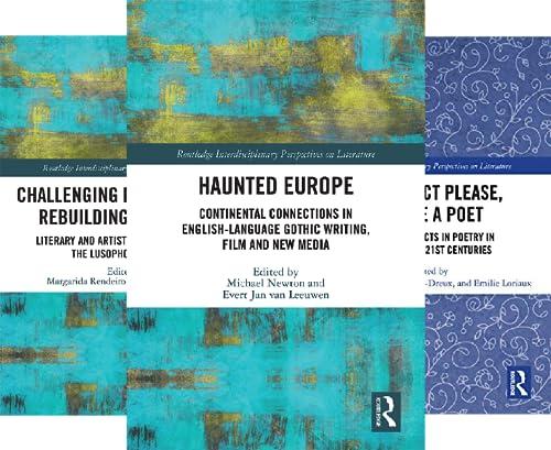 Routledge Interdisciplinary Perspectives on Literature (101-132) (32 Book Series)