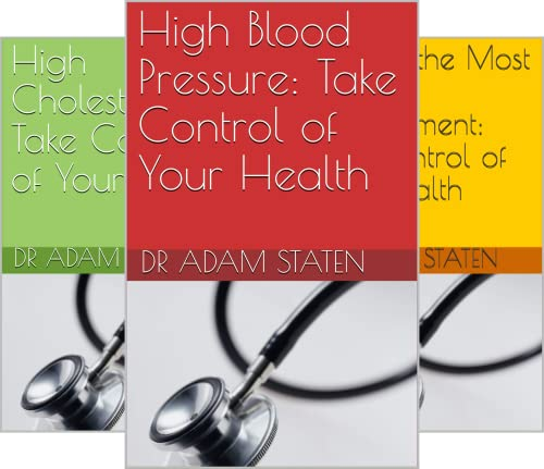 Take Control of Your Health (3 Book Series)