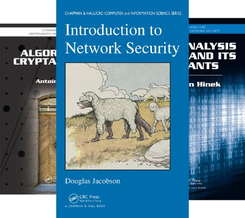Chapman & Hall/CRC Cryptography and Network Security (13 Book Series)