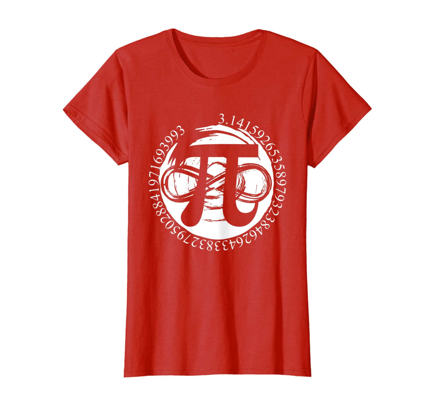 3 Pi Day Funny T Shirt Gift Science Math Teacher Professor T-Shirt