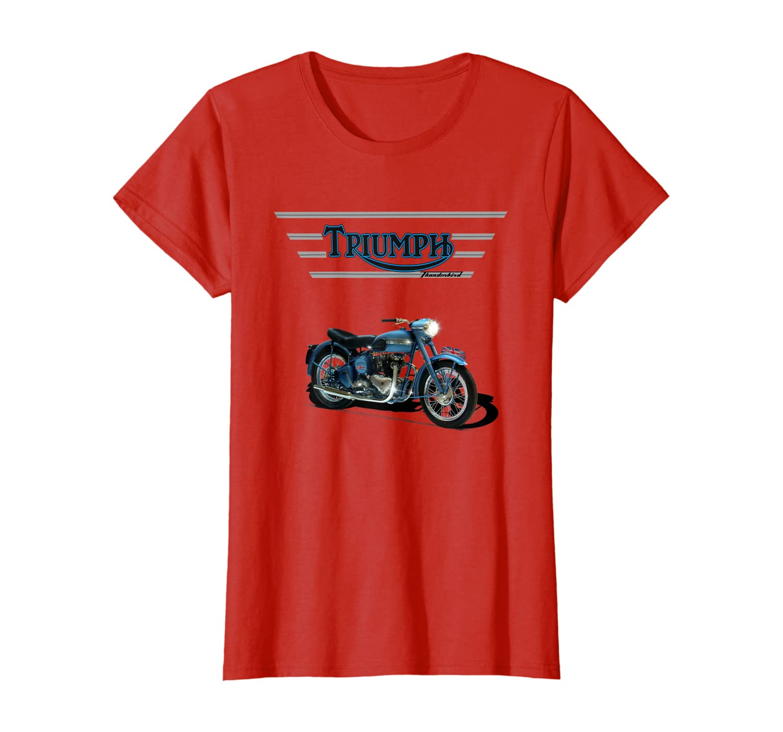La moto classique Triumph Thunderbird 1949 /à 1966 T-Shirt
