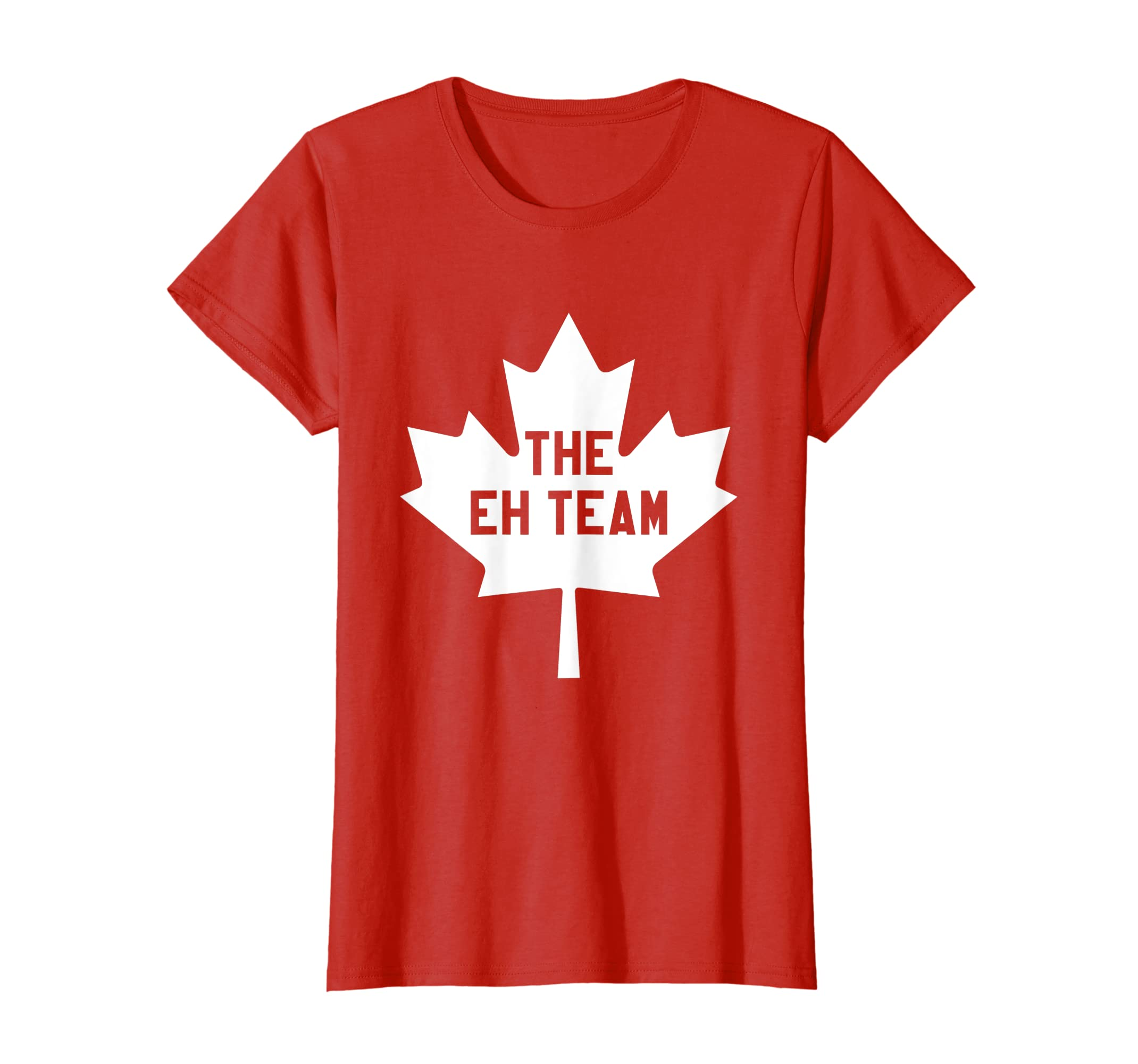 b4f07a87 Amazon.com: The Eh Team T-Shirt funny saying Sarcastic Canada Canadian:  Clothing
