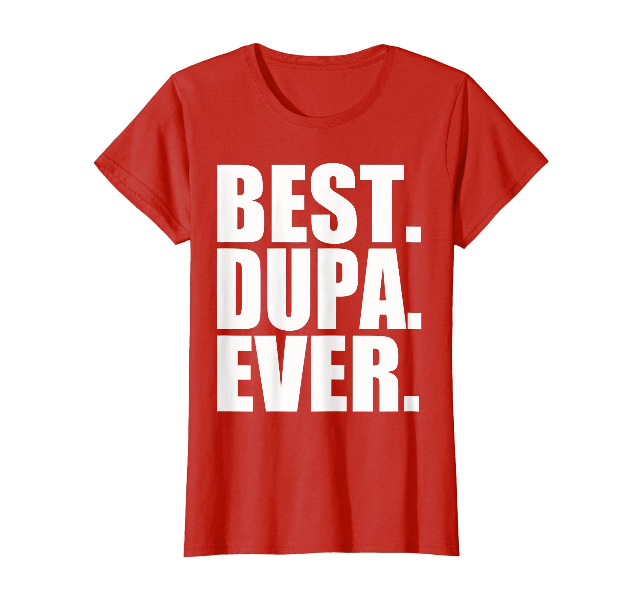 9c6e4c491 Amazon.com: Polish T-Shirt Best Dupa Ever Poland Polska Shirt Gift: Clothing