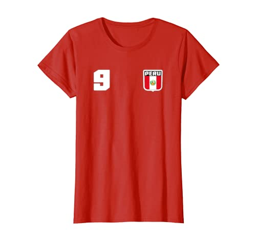 Amazon.com: Peru T-shirt Peruvian Flag Soccer Futbol Fan Jersey: Clothing