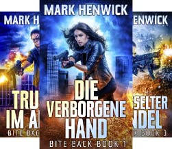 Bite Back (Reihe in 6 Bänden)