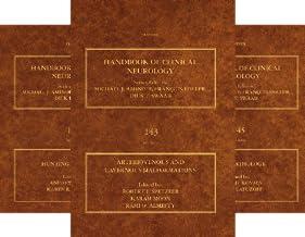 Handbook of Clinical Neurology (38 Book Series)