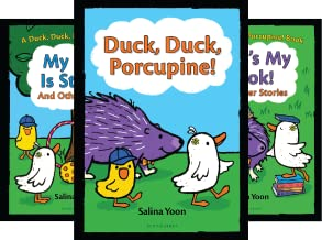 A Duck, Duck, Porcupine Book (3 Book Series)