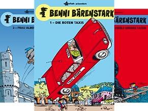 Benni Bärenstark (Reihe in 14 Bänden)