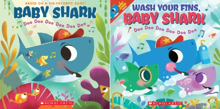 Baby Shark (2 Book Series)
