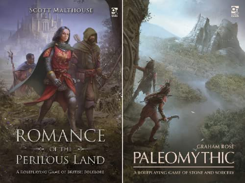 Osprey Roleplaying (2 Book Series)