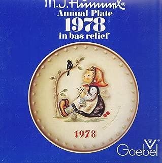 Best hummel 1978 plate Reviews