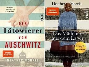 Der Tätowierer von Auschwitz (Reihe in 2 Bänden)