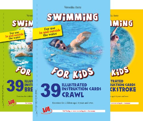 Illustrated instruction cards (3 Book Series)