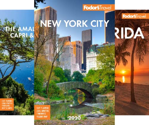 Full-color Travel Guide (51-100) (50 Book Series)