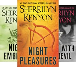 The Sherrilyn Kenyon Dark-Hunter Boxed Set, No. 1: Night Embrace / Dance with the Devil / Night Pleasures (3 Book Series)