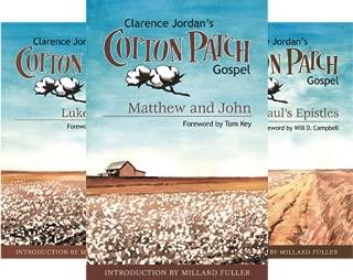 Clarence Jordan's Cotton Patch Gospel (4 Book Series)