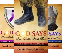 God Says I am Battle-Scar Free (6 Book Series)