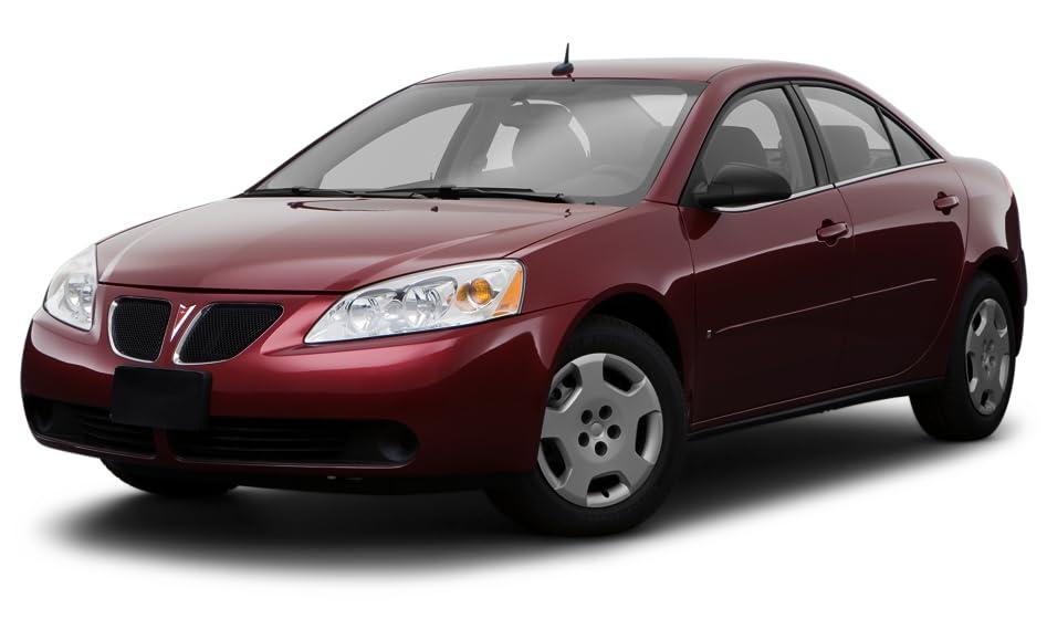 Amazon Com 2008 Pontiac G6 Reviews Images And Specs Vehicles