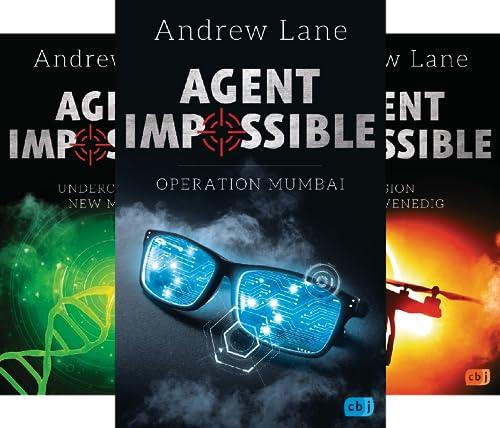 Die AGENT IMPOSSIBLE-Reihe (Reihe in 4 Bänden)