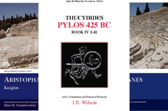 Aris and Phillips Classical Texts (50 Book Series)