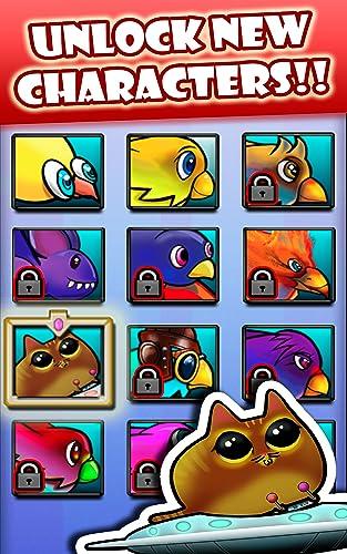 『Flapped Birds: Jump Adventure - Juega gratis』の2枚目の画像