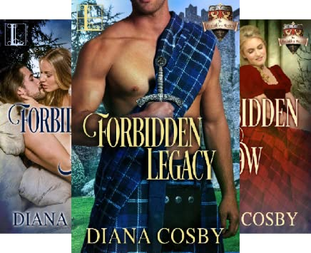 The Forbidden Series (4 Book Series)