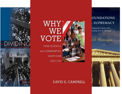 Princeton Studies in American Politics: Historical, International, and Comparative Perspectives (44 Book Series)