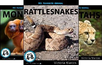 My Favorite Animal (21 Book Series)