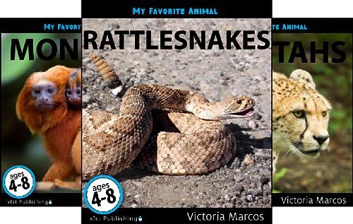 My Favorite Animal (20 Book Series)