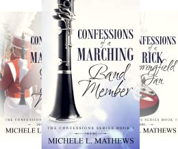 The Confessions Series (3 Book Series)