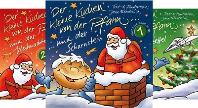 Ein kleiner Kuchen von der Pfann... Weihnachtsedition (Reihe in 3 Bänden)