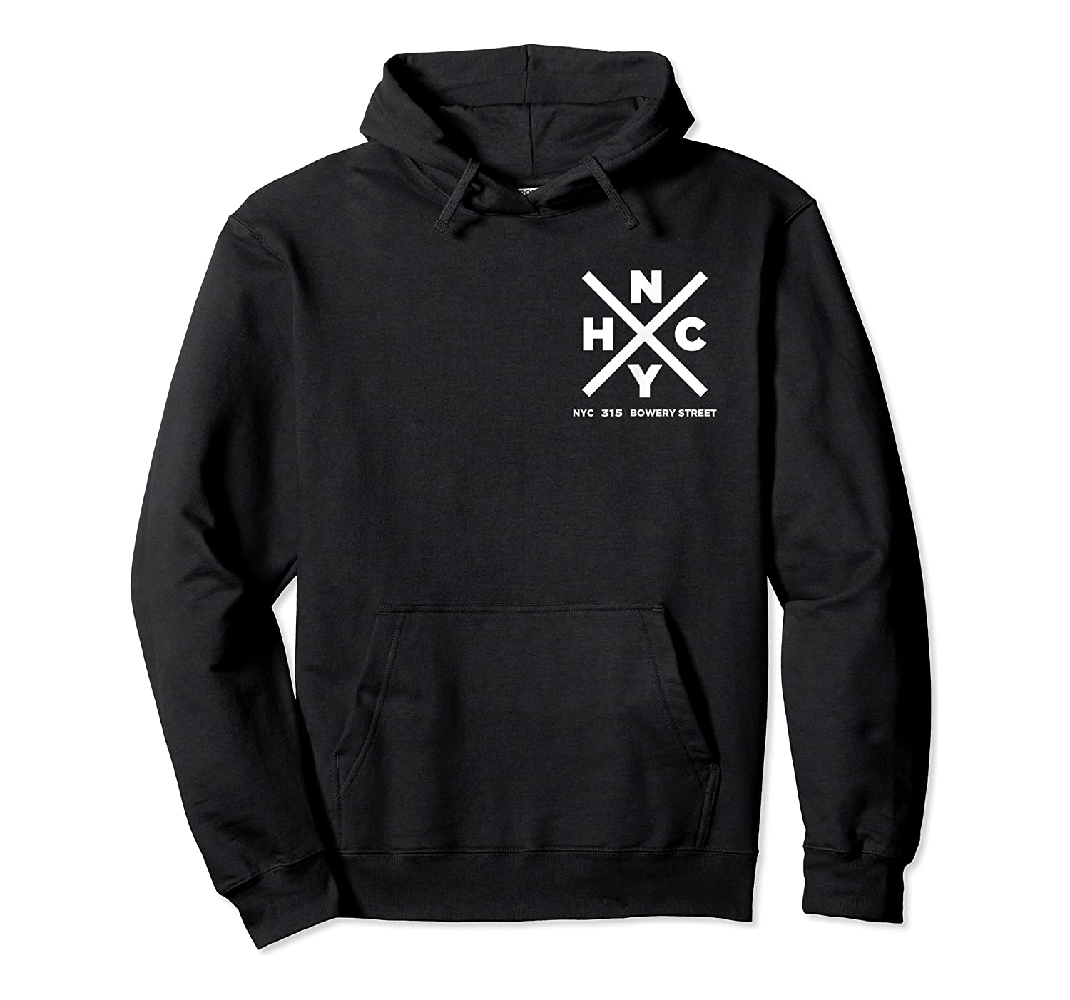 Nyhc Newyork Hardcore Punk T Shirt Front N Back Side Print Unisex Pullover Hoodie