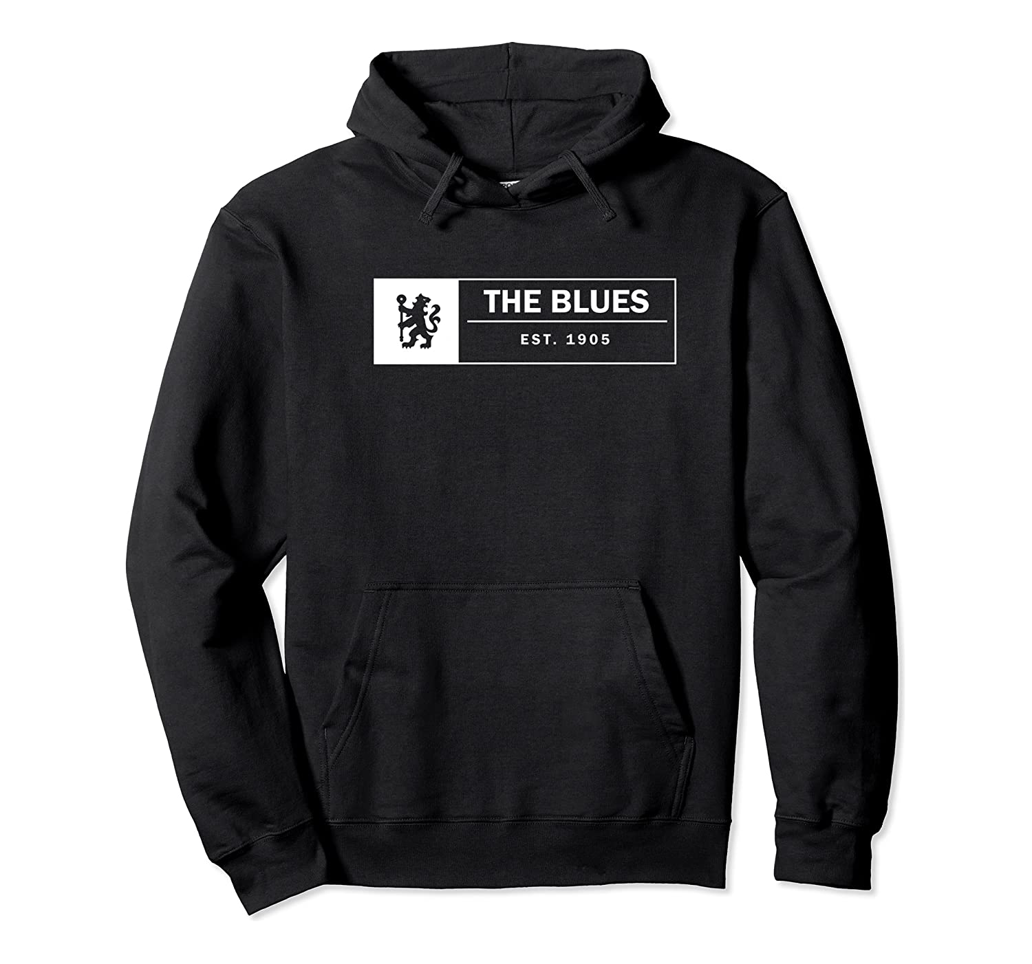 Blues Soccer Chelsea T Shirt Unisex Pullover Hoodie