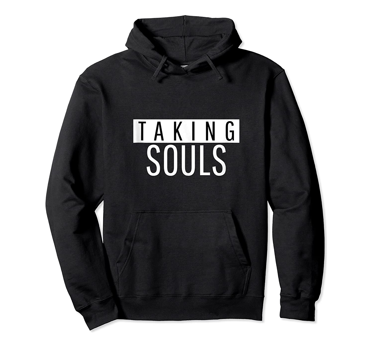 Goggins Taking Souls Motivational Quote Shirts Unisex Pullover Hoodie