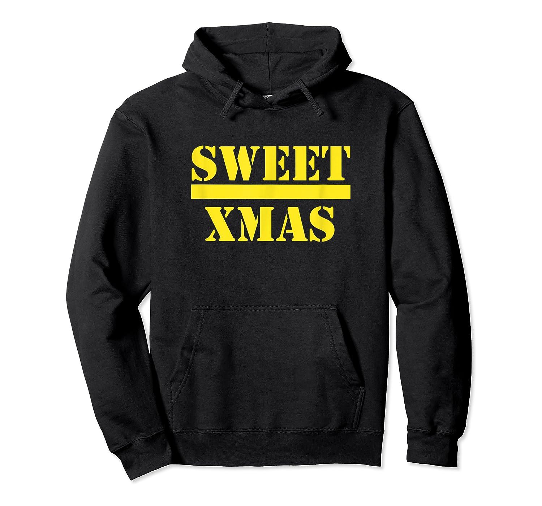 Sweet Xmas Love Harlem Shirts Unisex Pullover Hoodie
