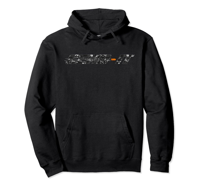 Send It Urban Camo Shirts Unisex Pullover Hoodie