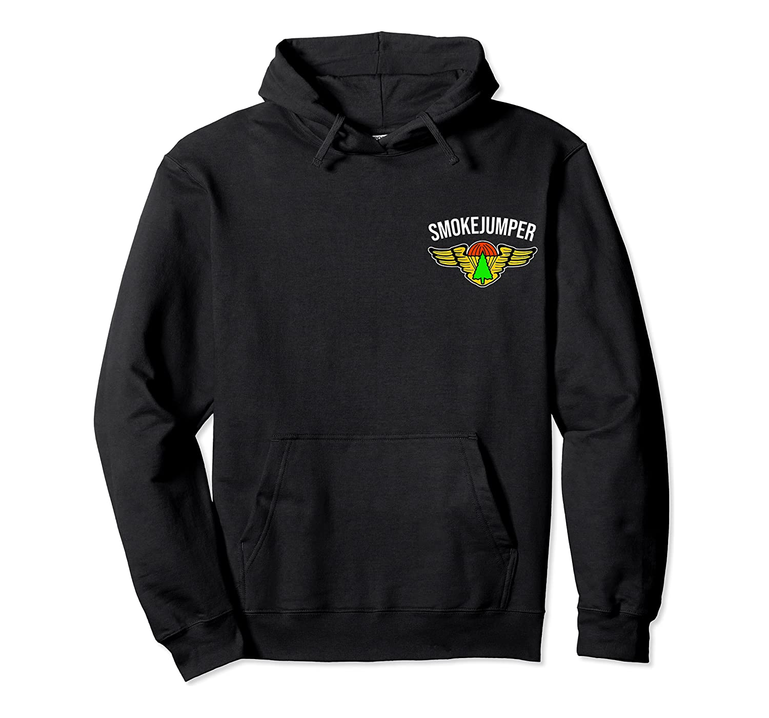 Smokejumper For Shirts Unisex Pullover Hoodie