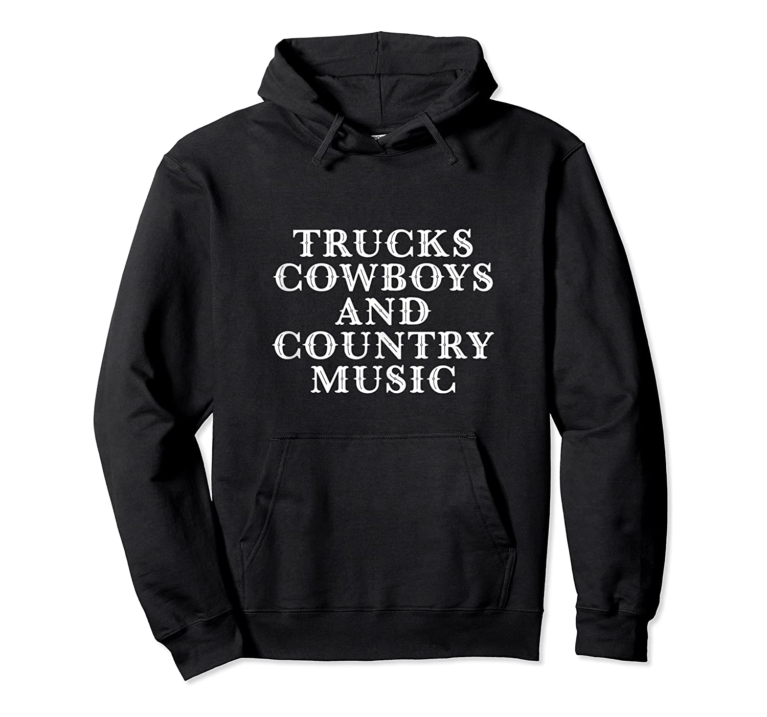 Trucks Cow And Country Music Life's Pleasures Shirts Unisex Pullover Hoodie