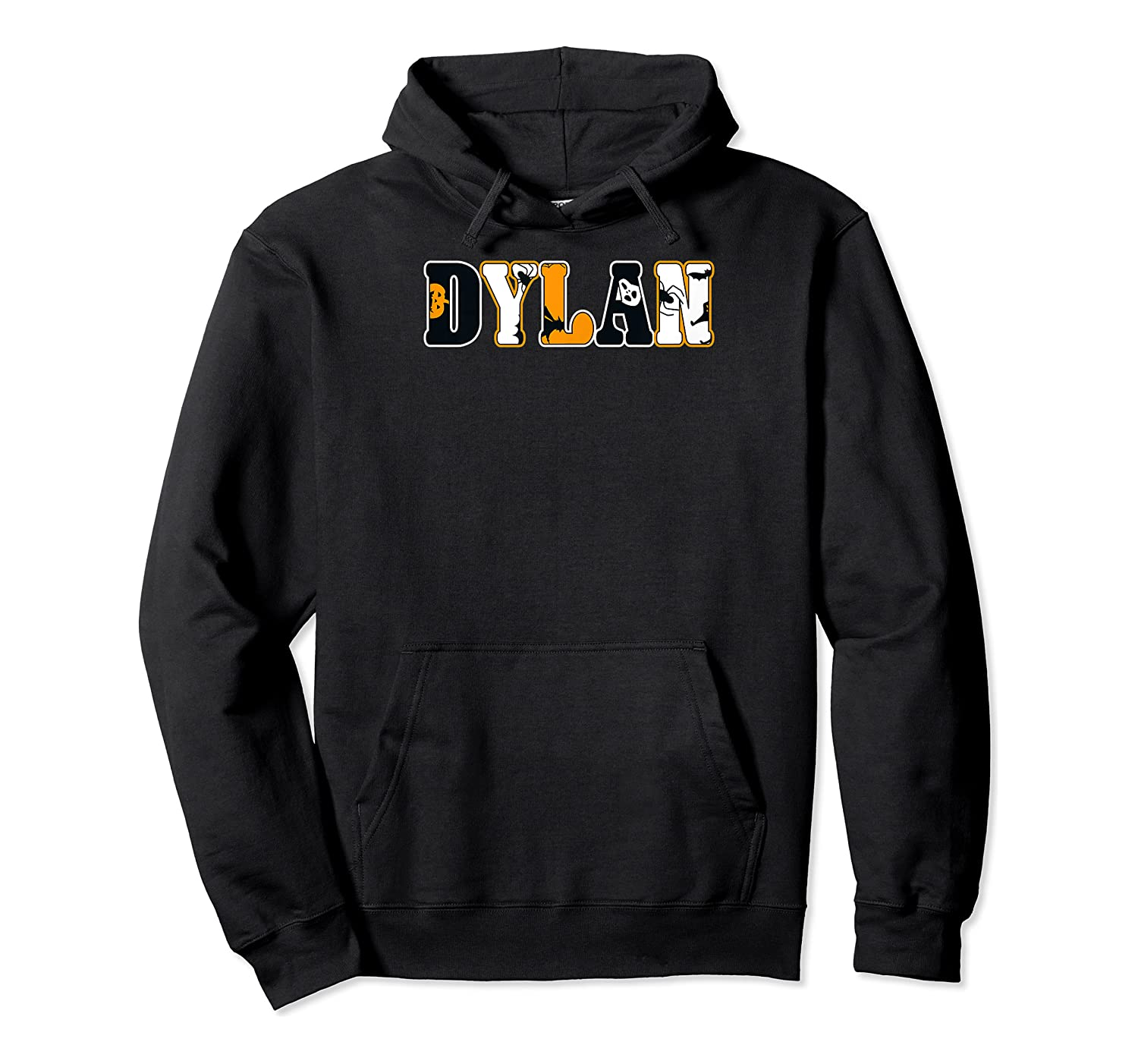 Dylan Spooky Name Halloween Gift Shirts Unisex Pullover Hoodie