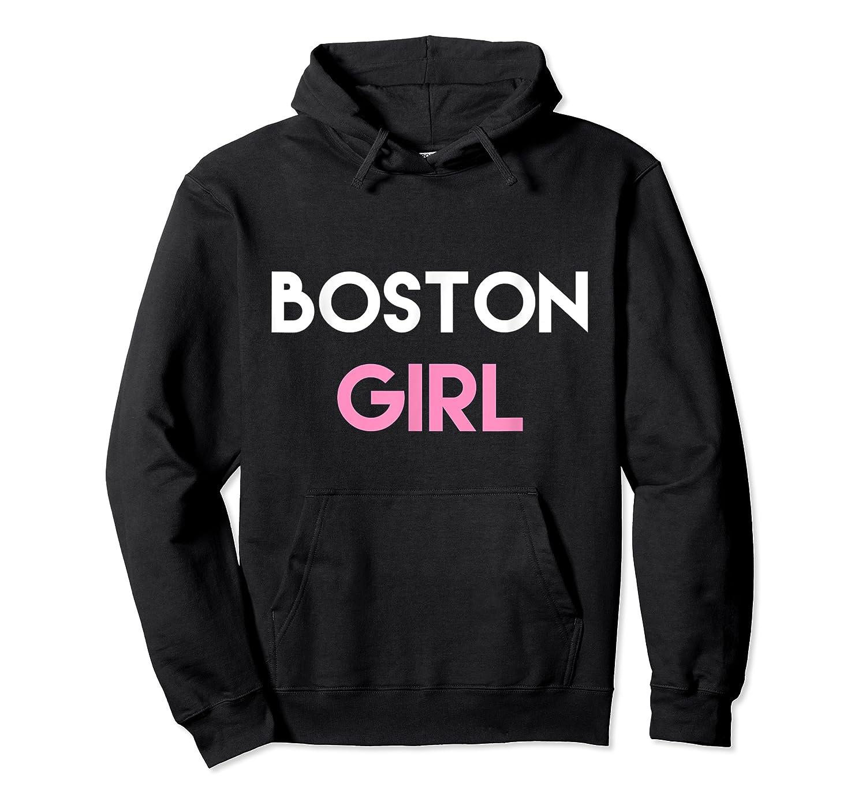 Boston Ma Shirt | Boston Mass Shirt | Boston Girl Tshirt Unisex Pullover Hoodie