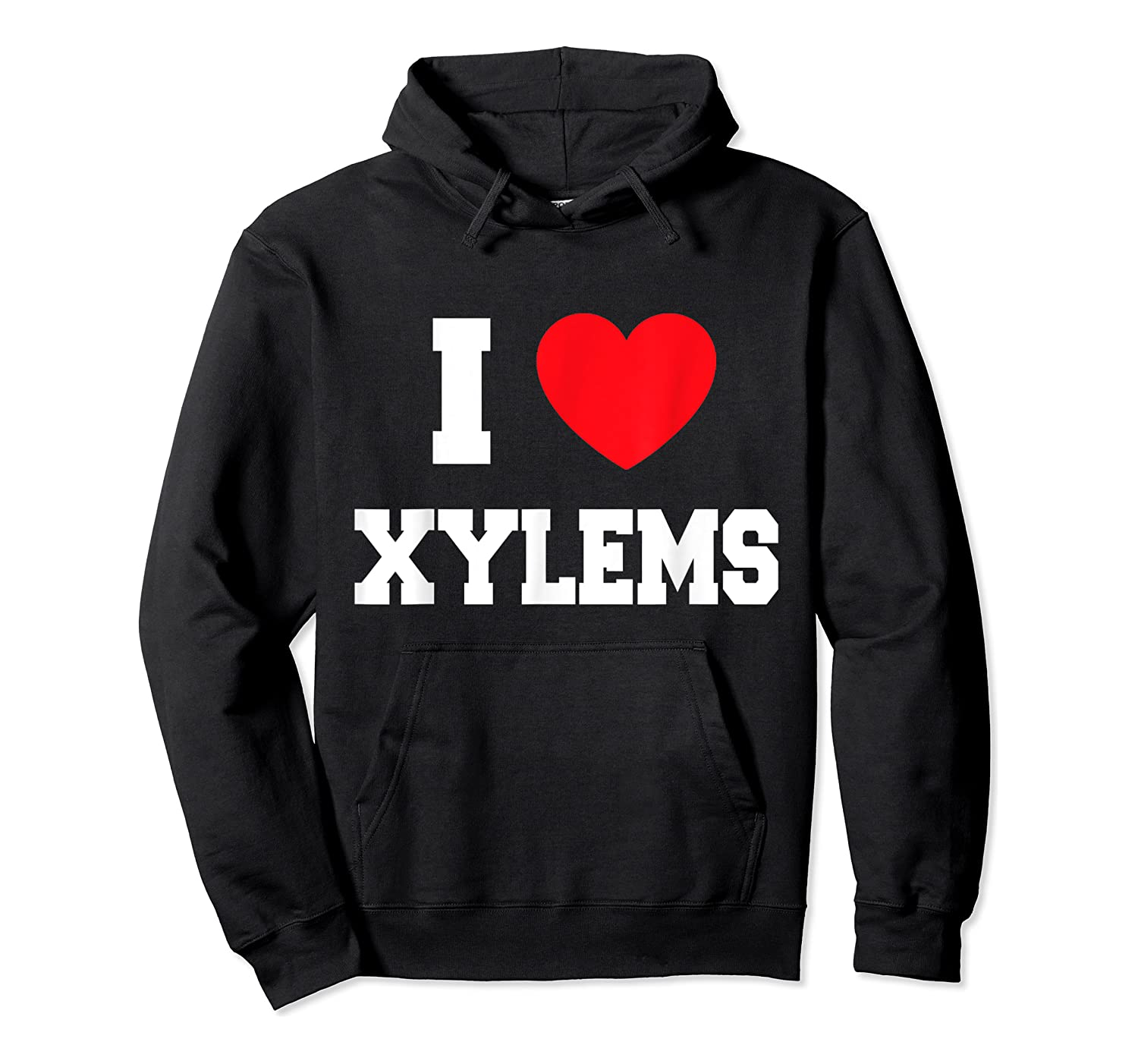 Love Xylems Shirts Unisex Pullover Hoodie